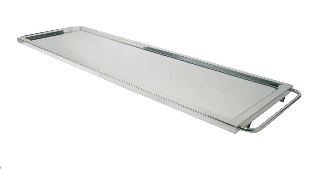 Kaler - Stainless Steel Mortuary Bed